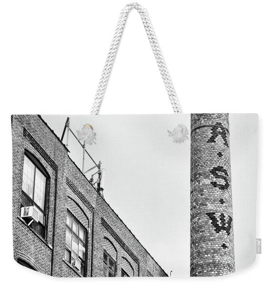Astoria Silk Works Weekender Tote Bag