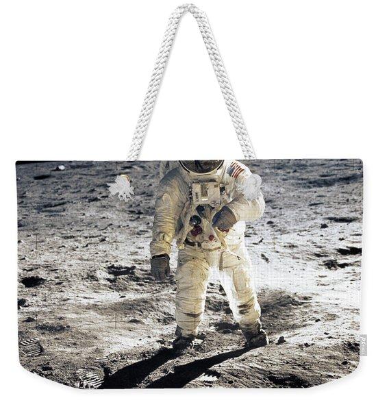 Astronaut Weekender Tote Bag
