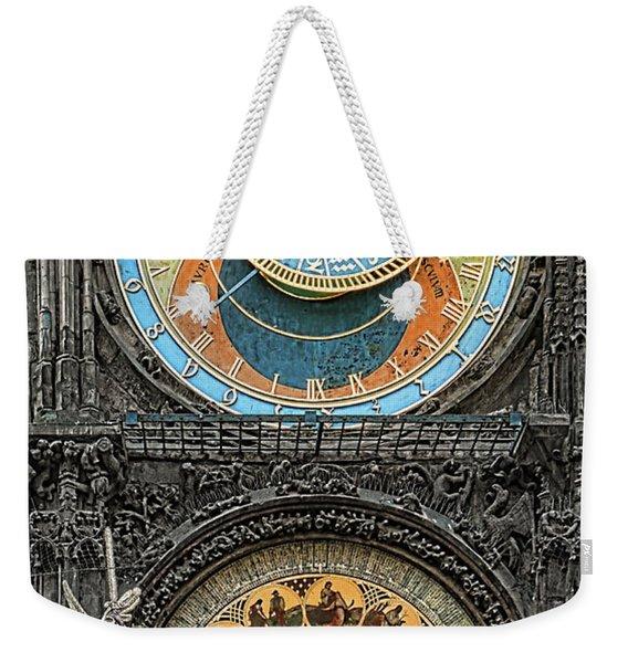 Astronomical Hours Weekender Tote Bag