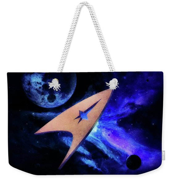 At The Edge Of The Universe Weekender Tote Bag