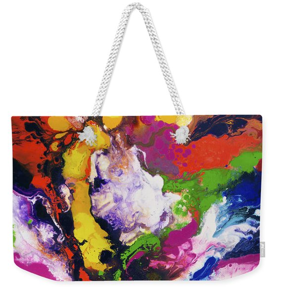 At The Heart Of It Weekender Tote Bag