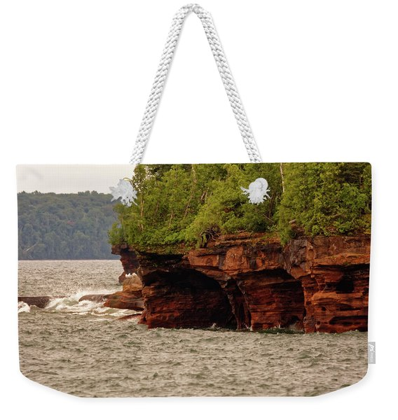 At The Point Weekender Tote Bag