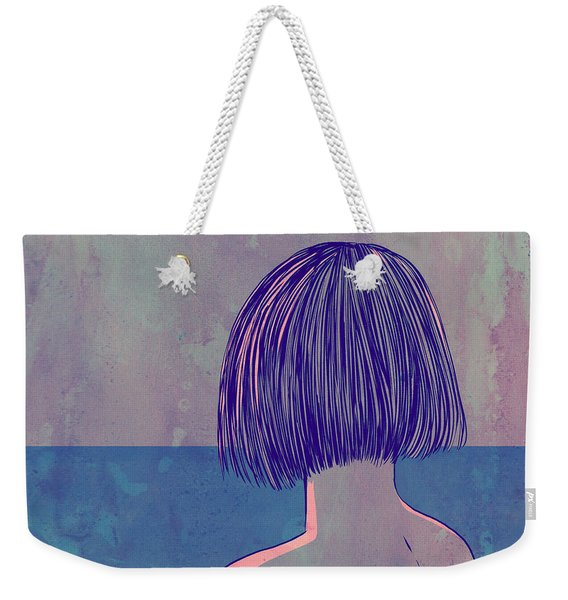 At The Sea Weekender Tote Bag