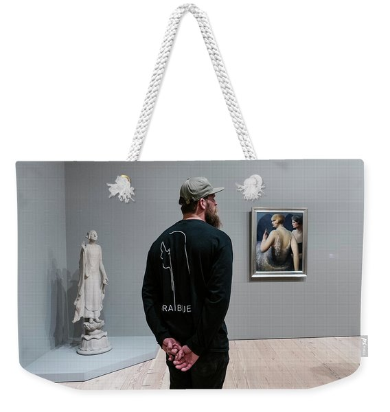At The Whitney  Weekender Tote Bag