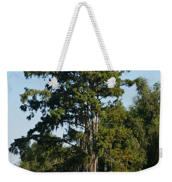 Atchafalaya Basin 11 Weekender Tote Bag