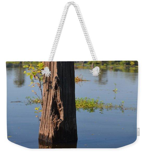Atchafalaya Basin 22 Weekender Tote Bag