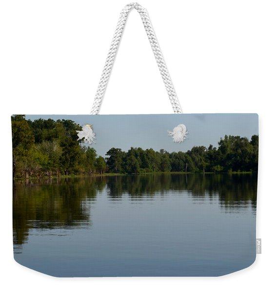 Atchafalaya Basin 6 Weekender Tote Bag