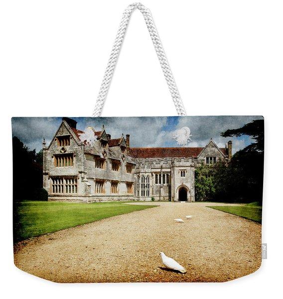 Athelhamptom Manor House Weekender Tote Bag