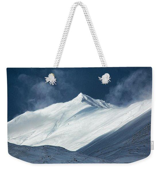 Atigun Pass In Brooks Range Weekender Tote Bag