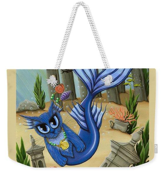 Atlantean Mercat Weekender Tote Bag