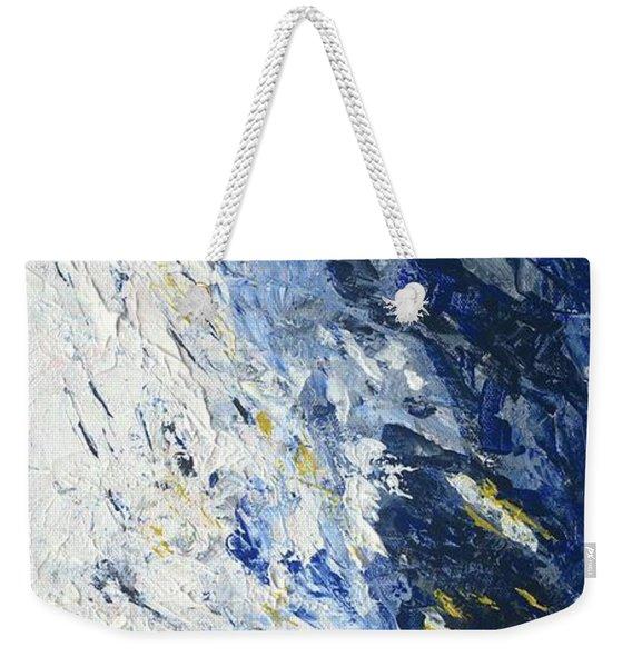 Atmospheric Conditions, Panel 2 Of 3 Weekender Tote Bag