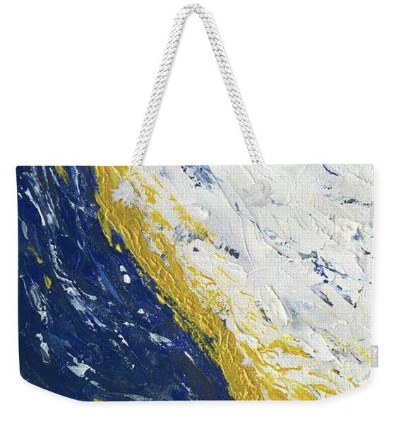Atmospheric Conditions, Panel 3 Of 3 Weekender Tote Bag