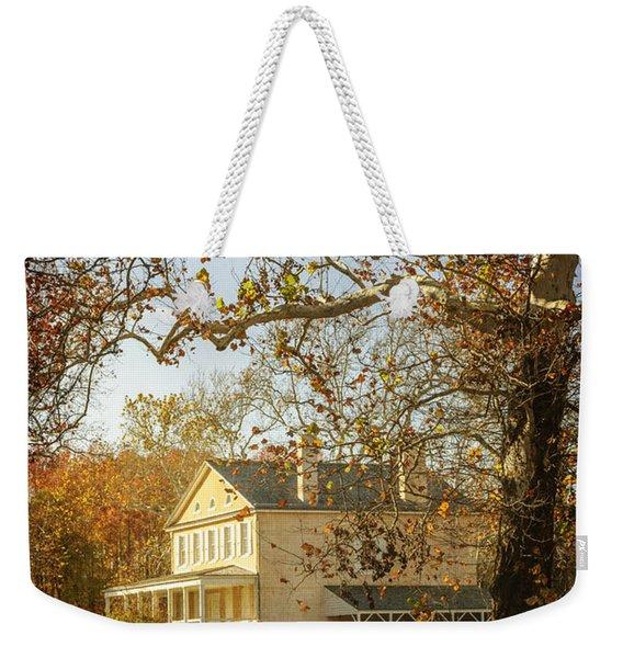 Atsion Mansion Weekender Tote Bag