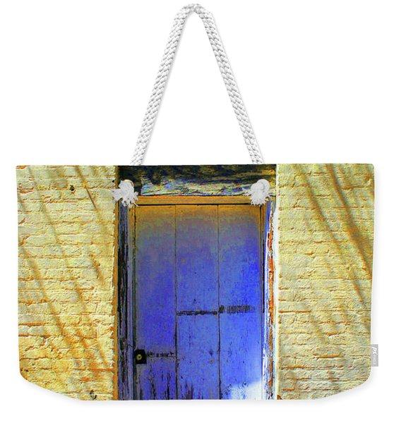 Auburndale Door Weekender Tote Bag