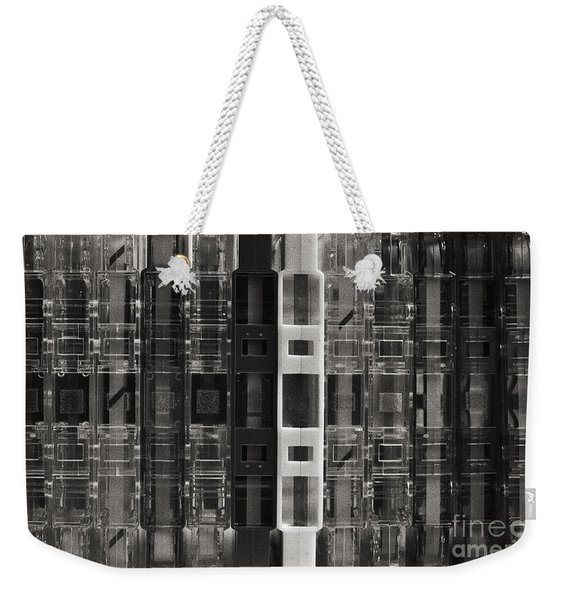 Audio Cassettes Collection Weekender Tote Bag