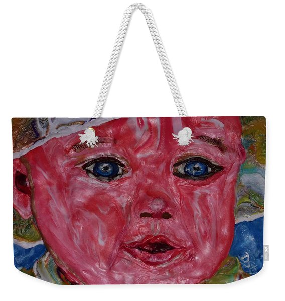 Audrey Weekender Tote Bag