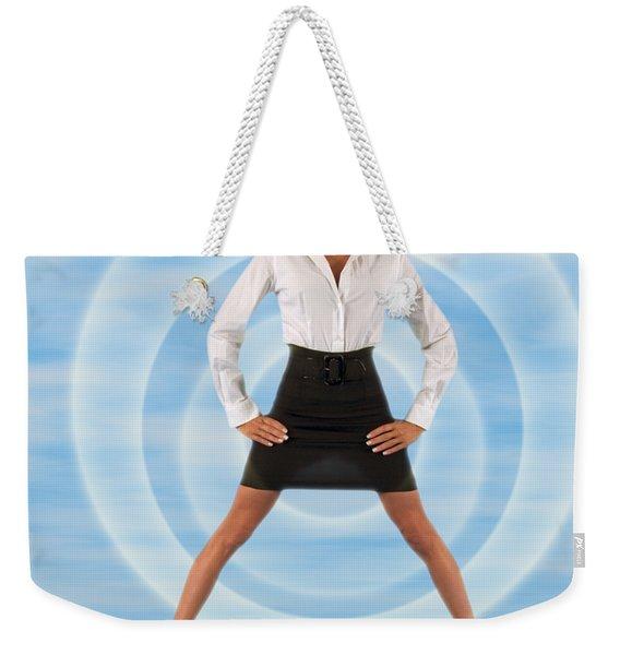 Audrey Michelle 2030101 Weekender Tote Bag
