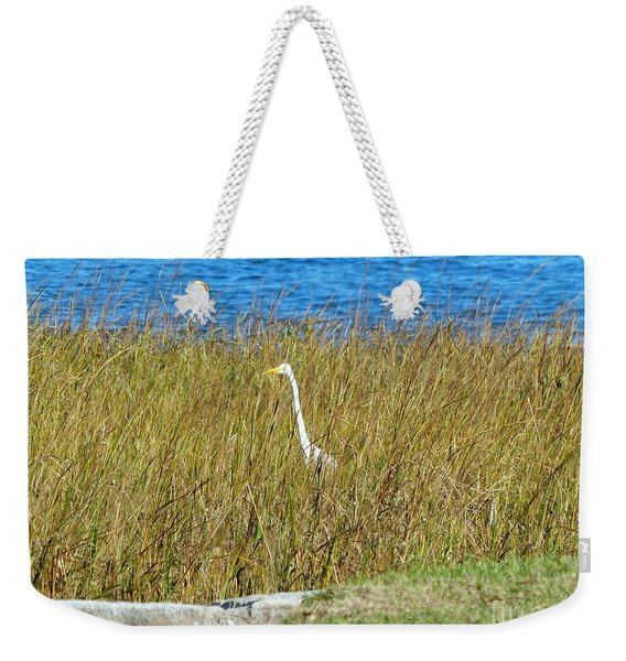 Audubon Park Sighting Weekender Tote Bag
