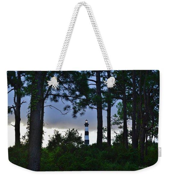 August 9 Bodie Lt House Weekender Tote Bag