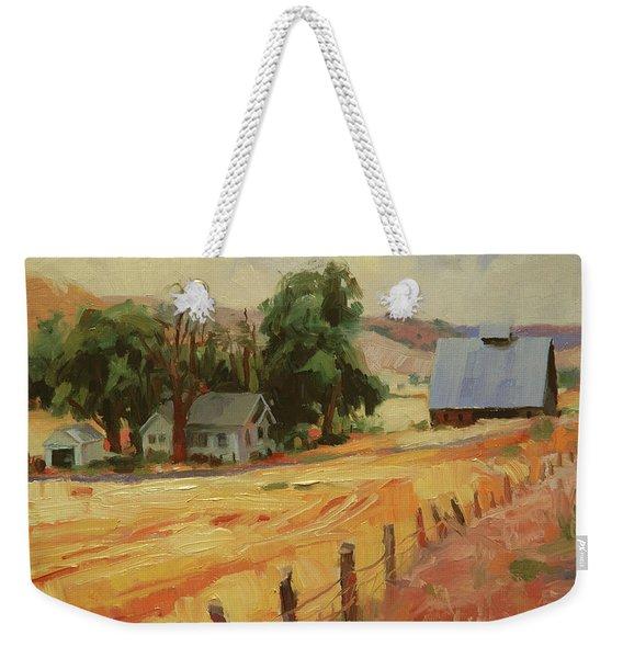 August Weekender Tote Bag
