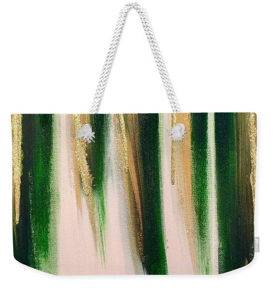 Aurelian Emerald Weekender Tote Bag