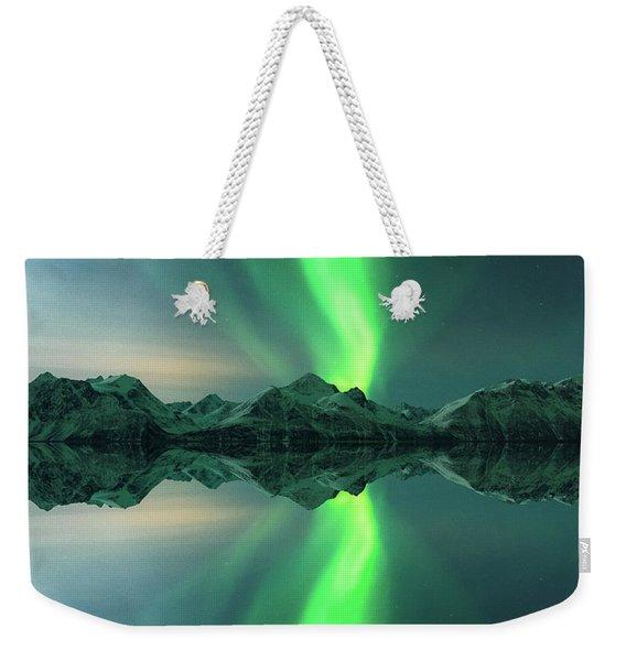 Aurora Powersurge Weekender Tote Bag