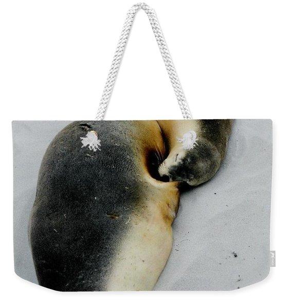 Australian Sea Lions Weekender Tote Bag
