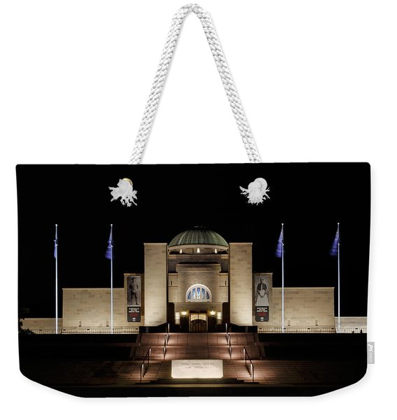 Australian War Memorial Weekender Tote Bag