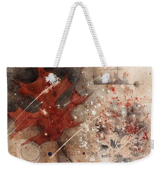 Autumn Breeze Weekender Tote Bag
