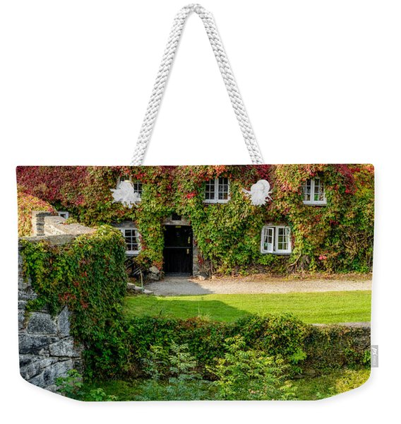 Autumn Brilliance Weekender Tote Bag