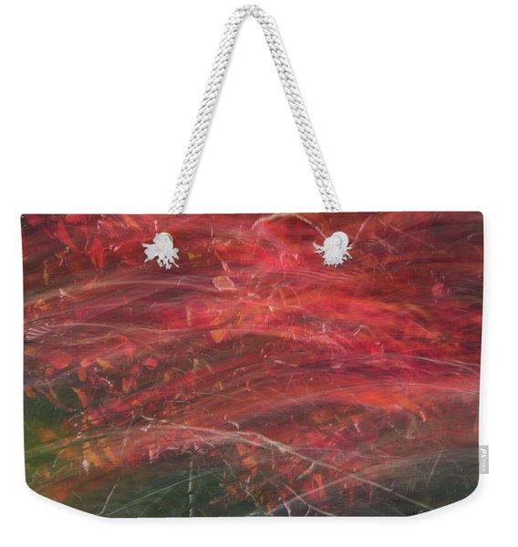 Autumn Graphics II Weekender Tote Bag