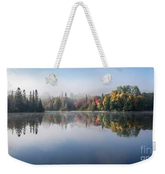 Autumn Impression Weekender Tote Bag
