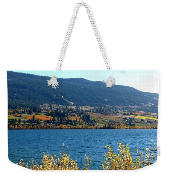 Autumn In Oyama 2 Weekender Tote Bag