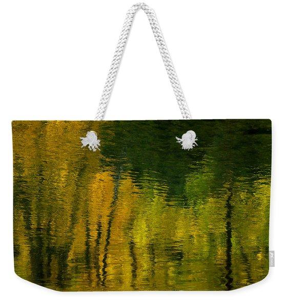 Autumn In Truckee Weekender Tote Bag