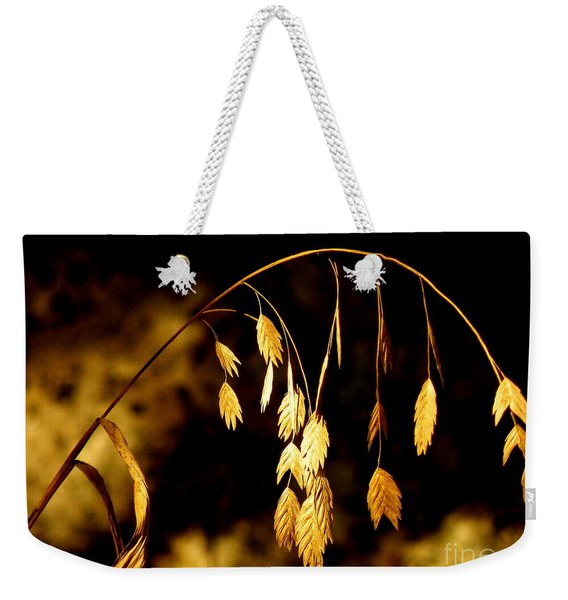 Autumn Jewelery Weekender Tote Bag