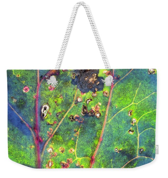 Autumn Magic Colors Weekender Tote Bag