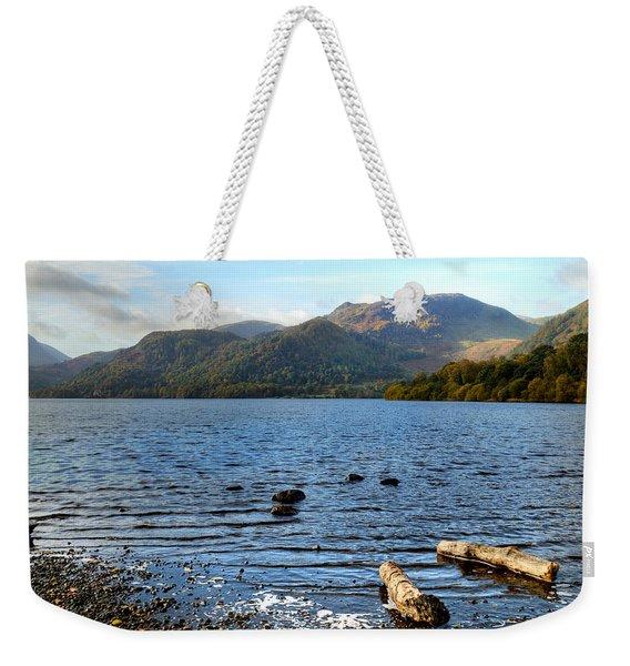 Autumn Ullswater  Weekender Tote Bag