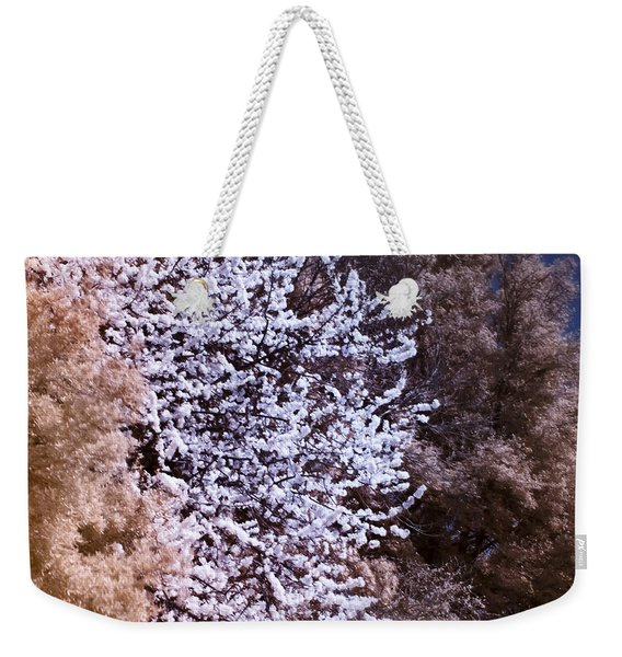Autumnal Spring In London Weekender Tote Bag