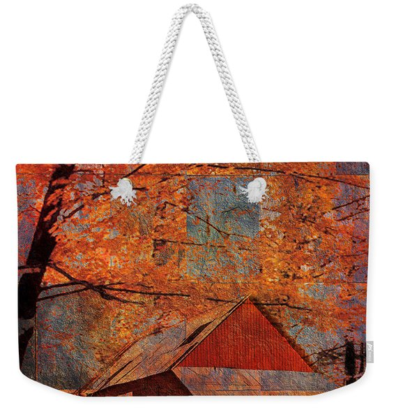 Autumn's Slate 2015 Weekender Tote Bag