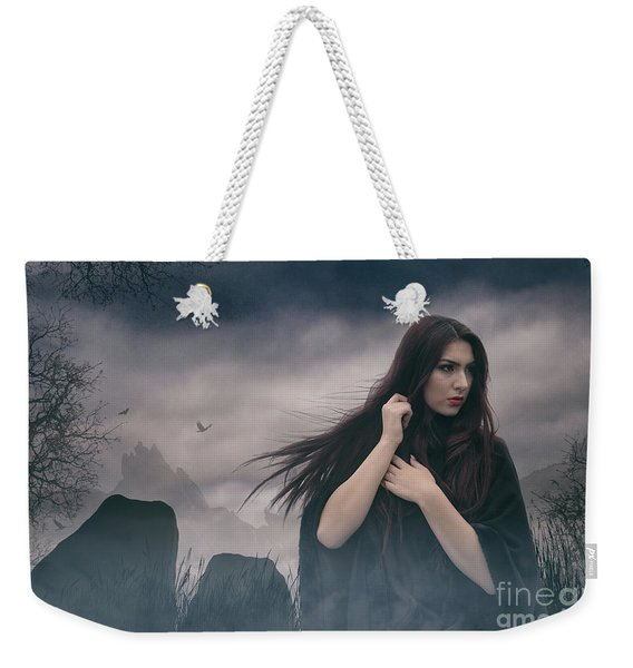Weekender Tote Bag featuring the photograph Avalon by Clayton Bastiani