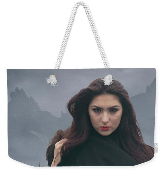 Weekender Tote Bag featuring the photograph Avalon Part Two by Clayton Bastiani
