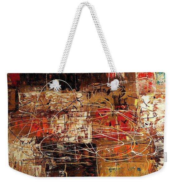 Avant Garde Weekender Tote Bag