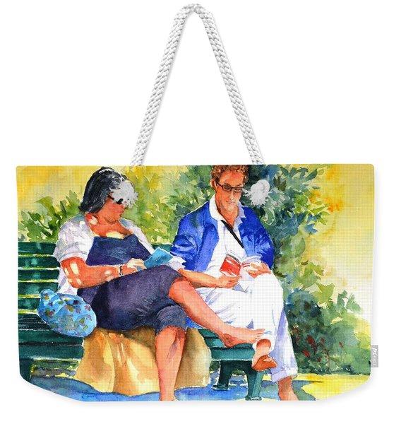 Avid Readers #1 Weekender Tote Bag