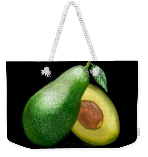 Avocado Weekender Tote Bag