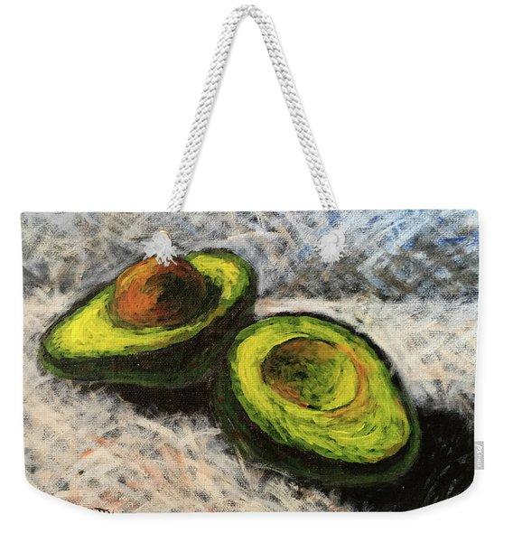 Avocado Study 1 Weekender Tote Bag