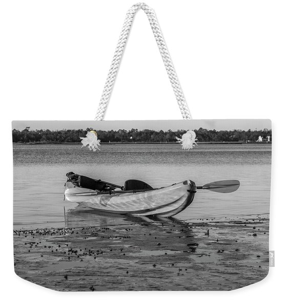 Beautiful Day For The Lake Weekender Tote Bag