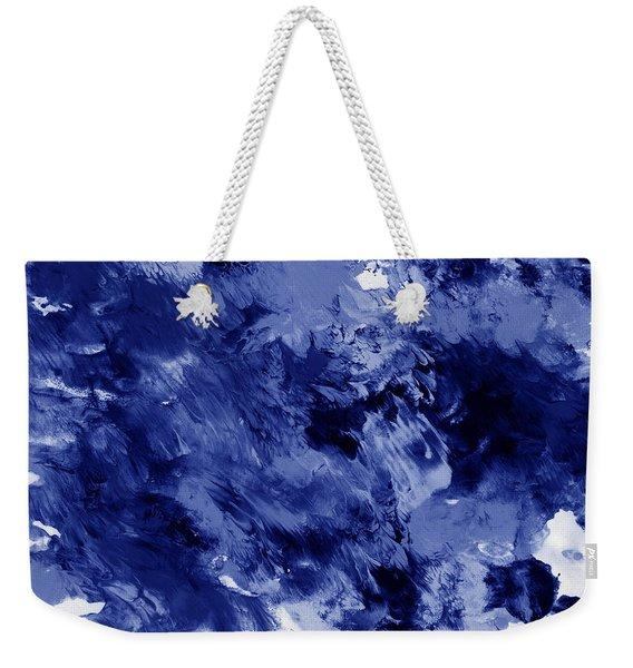 Awakened Sky- Abstract Art By Linda Woods Weekender Tote Bag