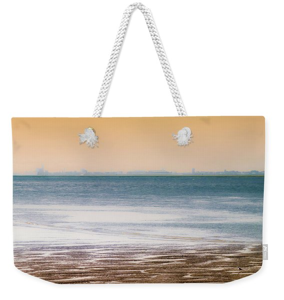 Away From Civilization Weekender Tote Bag
