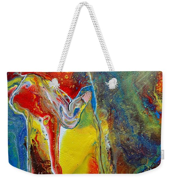 Awesome God Weekender Tote Bag