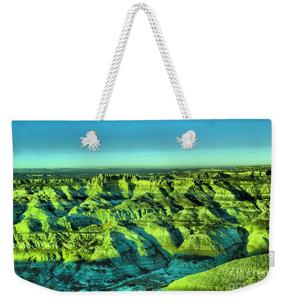 Awesome New Mexico Landscape Weekender Tote Bag